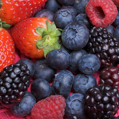 Tastes of Summer – Basil and Berries | Maya Wellness