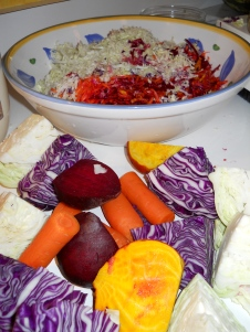 Sauerkraut Ingredients