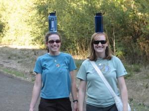 Balanced Water Bottles