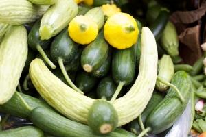 Squash smile