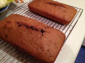 Finished Pound Cake