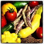 Most of us don't eat as wide a variety of vegetables as we could. I recommend trying new ones as often as possible.