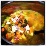 Nutritious, tasty soups offer comfort on cold winter days.