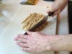 chop walnuts